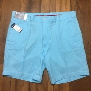 """Cremieux Madison Azure Blue Golf Shorts 7"""""""